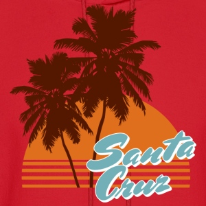 Santa Cruz Sunset Women's T-Shirts - Men's Hoodie