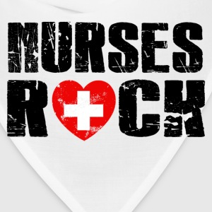 nurses rock - Bandana