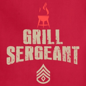 grill sergeant - Adjustable Apron