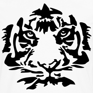 Tiger Hoodies - Men's Premium Long Sleeve T-Shirt