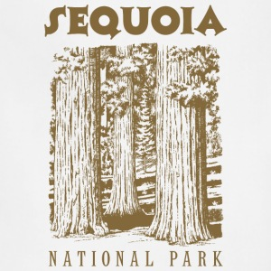 Sequoia National Park Women's T-Shirts - Adjustable Apron