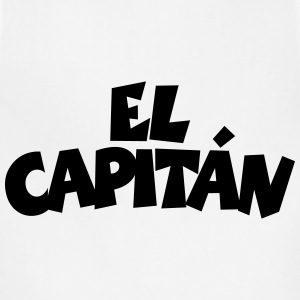 El Capitán T-Shirt - Adjustable Apron