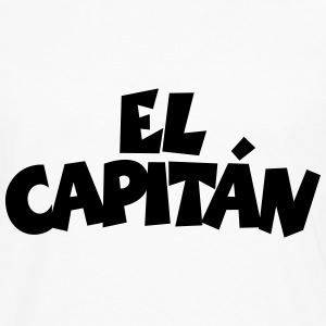 El Capitán T-Shirt - Men's Premium Long Sleeve T-Shirt