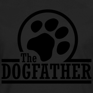 the dogfather T-Shirts - Men's Premium Long Sleeve T-Shirt