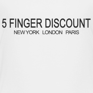 5 Finger Discount Kids' Shirts - Toddler Premium T-Shirt