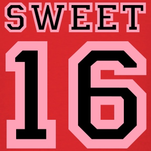 SWEET 16 Hoodies - Men's T-Shirt
