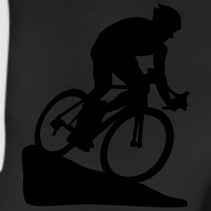 biker, cyclist, cycling Hoodies - Leggings