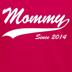 mommy since 2014 - Women's Premium Long Sleeve T-Shirt