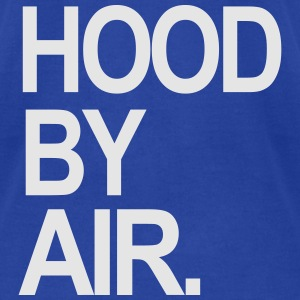 hood by air Tanks - Men's T-Shirt by American Apparel