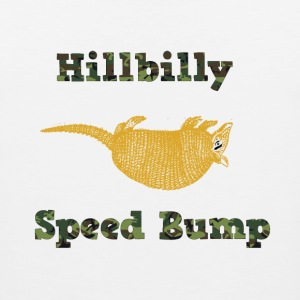 Hillbilly Speed Bump - Men's Premium Tank