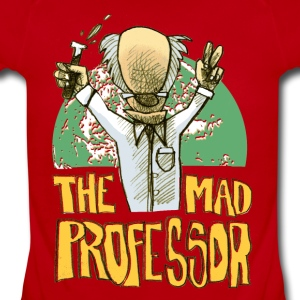 the mad professor - Short Sleeve Baby Bodysuit
