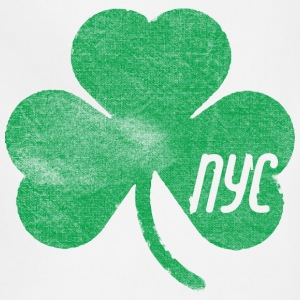 NYC Shamrock  T-Shirts - Adjustable Apron