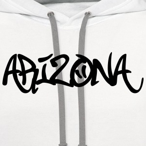 Arizona Grafitti T-Shirts - Contrast Hoodie