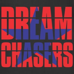 dream_chasers1 T-Shirts - Adjustable Apron