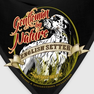 setter_gentleman_by_nature T-Shirts - Bandana