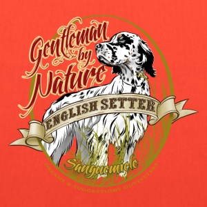 setter_gentleman_by_nature T-Shirts - Tote Bag