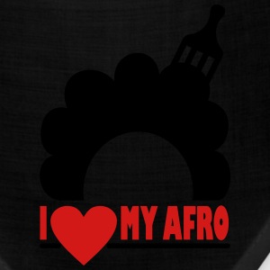 I Love My Afro Bags & backpacks - Bandana
