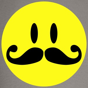 Mustache Smiley Tanks - Baseball Cap