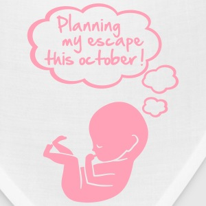 planning my escape this october Tanks - Bandana