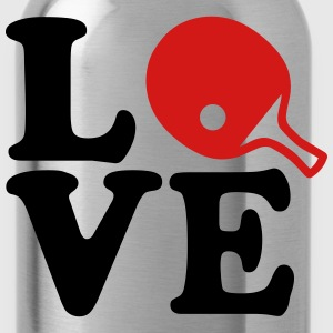 Ping Pong love T-Shirts - Water Bottle