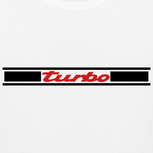 turbo stripes - Men's Premium Tank