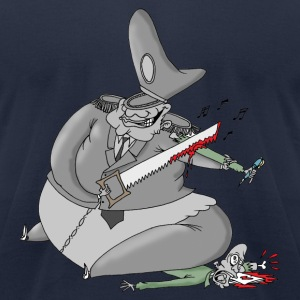 Censorship T-Shirts - Men's T-Shirt by American Apparel