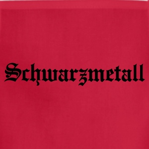Schwarzmetall - German for Black Metal (only) No.1 Women's T-Shirts - Adjustable Apron