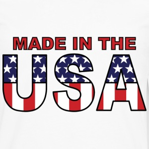 Made in the USA - Men's Premium Long Sleeve T-Shirt