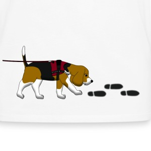 search beagle Kids' Shirts - Men's Premium Long Sleeve T-Shirt