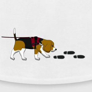 search beagle Kids' Shirts - Men's Premium Tank