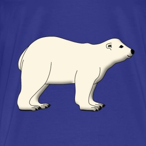 Polar Bear Bags & backpacks - Men's Premium T-Shirt