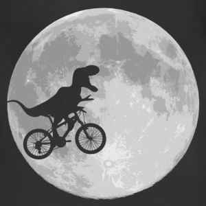 Dinosaur Bike and Moon - Adjustable Apron