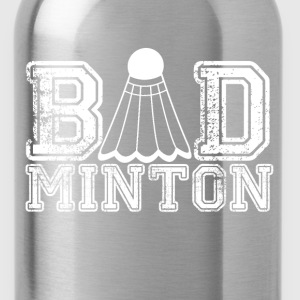 Simple Badminton - Water Bottle