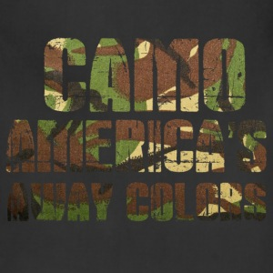 camo americas away colors - Adjustable Apron
