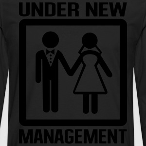 Under new management T-Shirts - Men's Premium Long Sleeve T-Shirt