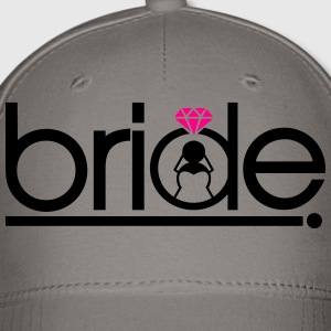 Bride Women's T-Shirts - Baseball Cap