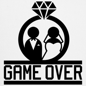 Game Over - Wedding T-Shirts - Trucker Cap