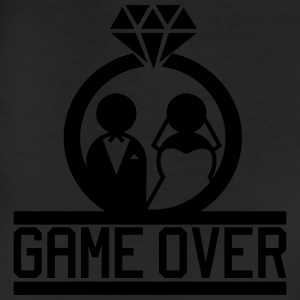 Game Over - Wedding T-Shirts - Leggings