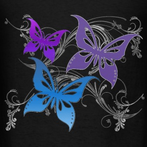 Butterfly tote - Men's T-Shirt
