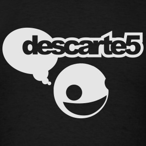 Descartes / Deadmau5 Hoodies - Men's T-Shirt