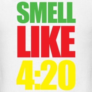 Smell Like 4:20 - Men's T-Shirt