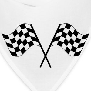 Checkered Flags - Bandana