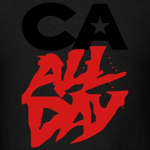 CA All Day - Men's T-Shirt
