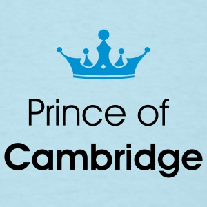Royal Baby: Prince of Cambridge Baby & Toddler Shirts - Men's T-Shirt