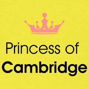 Royal Baby: Princess of Cambridge Baby & Toddler Shirts - Men's T-Shirt