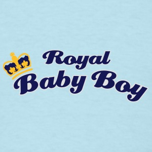 Royal Baby Boy Baby & Toddler Shirts - Men's T-Shirt