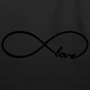 Infinity Love - Eco-Friendly Cotton Tote