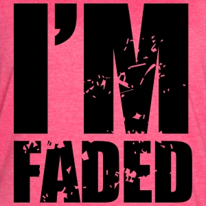 I'm Faded - Women's Vintage Sport T-Shirt