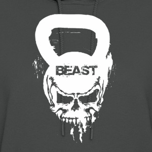 Funny Gym Shirt - Beast Fitness - Women's Hoodie