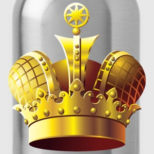 Golden Crown Kids' Shirts - Water Bottle
